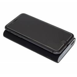 Geeek Drahtlos Wireless Qi Ladegerät und Powerbank Schwarz 10.000 mAh