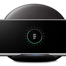 Schnell-Ladegerät Qi Wireless-Ladegerät Pad Cabrio