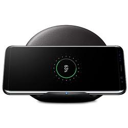 Geeek Schnell-Ladegerät Qi Wireless-Ladegerät Pad Cabrio