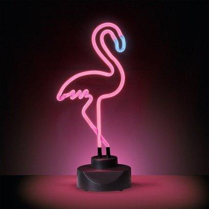 Geeek Sunny Leben Neon-Lampe Neon Flamingo Pink-Beleuchtung