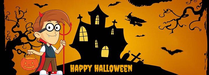 Halloween door de eeuwen heen