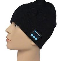 Bluetooth Headset Muts Zwart