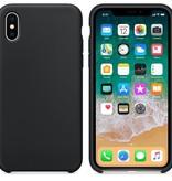 Geeek Hoogwaardige iPhone X / XS Silicone Case Cover Hoes
