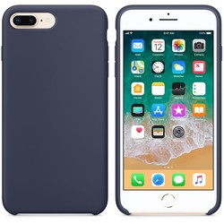 Geeek Hoogwaardige iPhone 8 Plus / 7 Plus Silicone Case Cover Hoes
