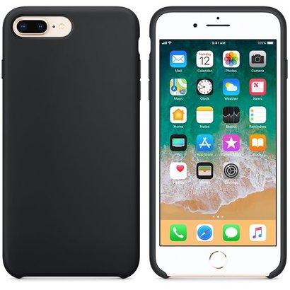 Geeek Hoogwaardige iPhone 8 Plus / 7 Plus Silicone Case Cover Hoes