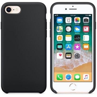 Geeek Hoogwaardige iPhone 8 / 7 Silicone Case Cover Hoes