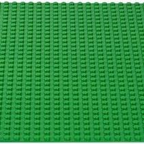 Grote Grondplaat Bouwplaat voor Lego Groen 48x48