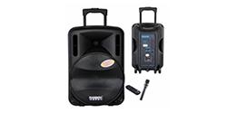 Karaoke Bluetooth Speaker Set met Microfoon