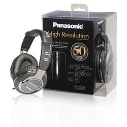 Panasonic Kopfhörer Over-Ear 3,5 mm Silber