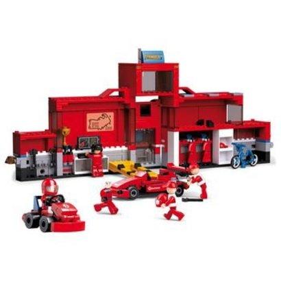 Sluban Bouwstenen Formula 1 Serie F1-Garage