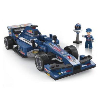 Sluban Bouwstenen Formula 1 Serie F1 Raceauto