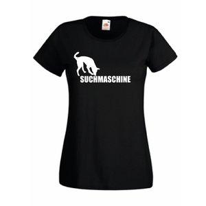 """Damen T-Shirt """"Suchmaschine"""""""