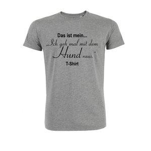 """Herren T-Shirt """"Das ist mein..."""""""