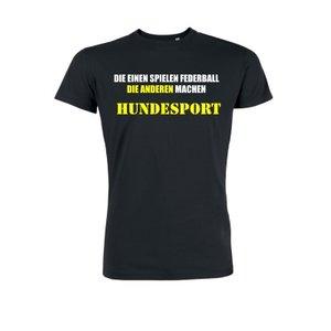Herren T-Shirt Hundesport