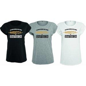 Damen T-Shirt Hundebesitzer