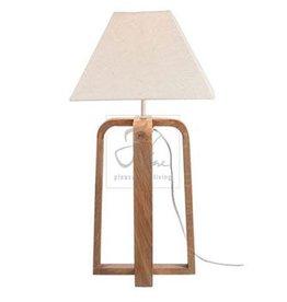 J-line woonaccessoires Tafellamp modern