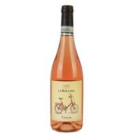 La Bollina Vino Rosato Monferrato Chiaretto DOC 2016 Tinetta