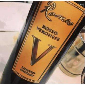 """Monte Tondo """"V"""" Collection IGT Rosso Veronese"""