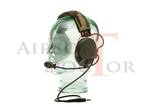 Z-Tactical SRD Headset Military Standard Plug