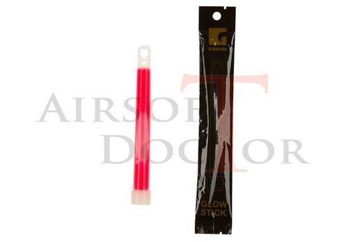 Claw Gear Light stick 6inch - Red