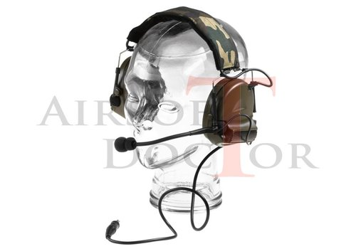 Z-Tactical Comtac II Headset Military Standard Plug