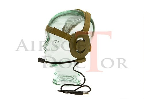 Z-Tactical Elite II Headset - FDE