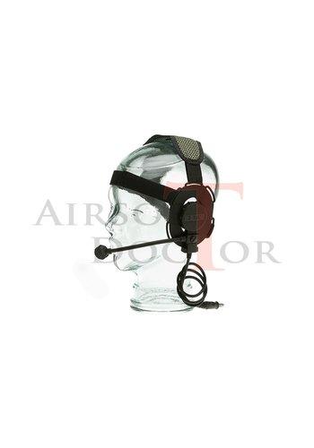 Z-Tactical Evo III Headset - Black