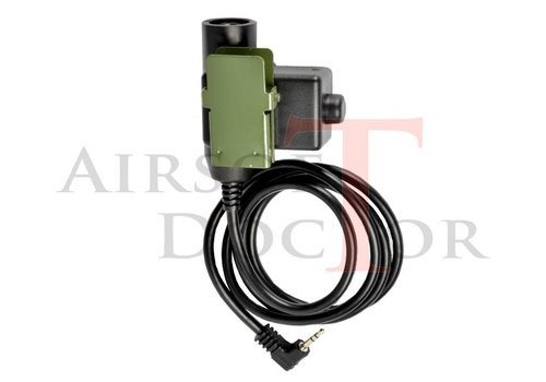 Z-Tactical U94 PTT Motorola Talkabout Connector