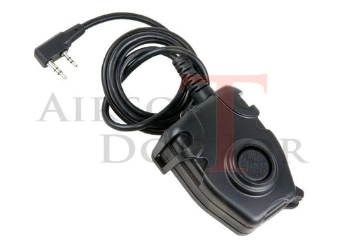 Z-Tactical PTT Kenwood Connector