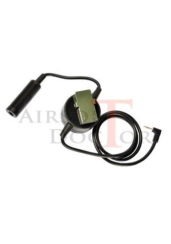 Z-Tactical Tactical PTT Motorola Talkabout Connector