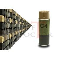 thumb-C4 Mil Grade Color Spray RAL 8000-1