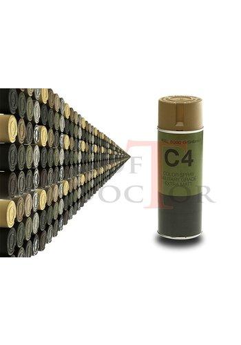 Armarat C4 Mil Grade Color Spray RAL 8000