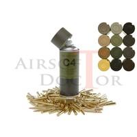 C4 Mil Grade Color Spray RAL 7013