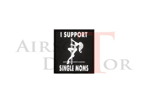 Airsoft Doctor Patch - I Support Single Moms