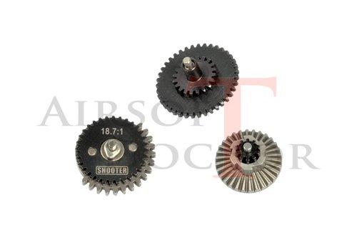 Ares 18:1 Original Steel Gear Set