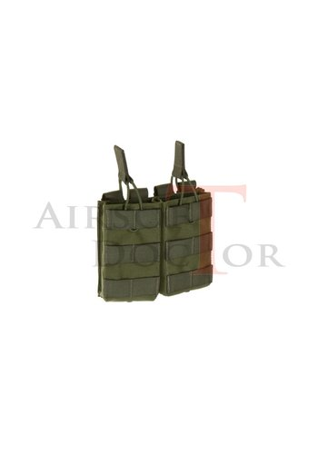 Claw Gear 5.56 Rapid Response Pouch Double - OD