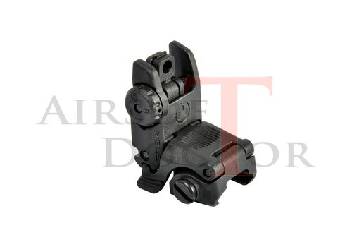 Magpul MBUS 2 Rear Back-Up Sight - Black