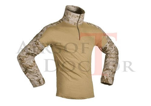 Invader Gear Combat Shirt - Digital Desert