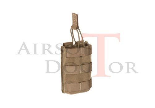 Claw Gear 5.56 Rapid Response Pouch Single - Coyote