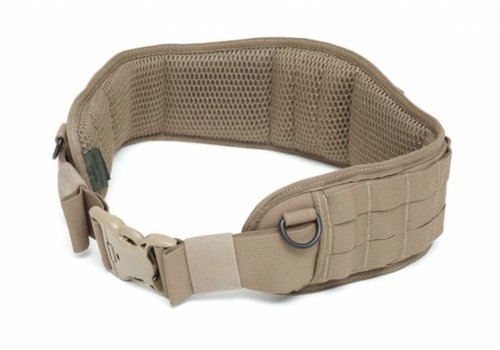 Warrior Assault Systems Elite Ops Enhanced PLB Patrol Belt - Coyote/Tan