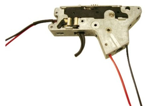 ICS Lower Gearbox (Front - Compleet)