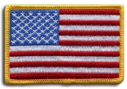 Mil-Spec Monkey Patch - US Flag - Full Color