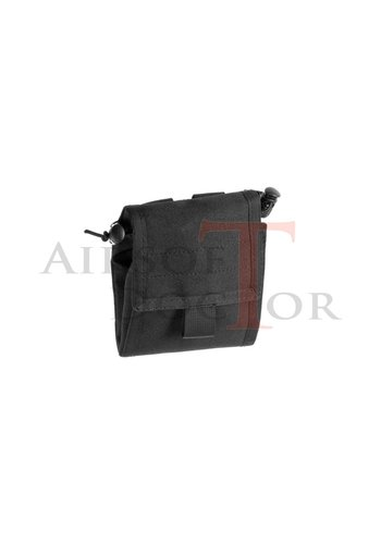 Invader Gear Foldable Dump Pouch - Black