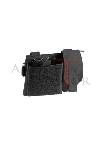 Invader Gear Admin Pouch - Black