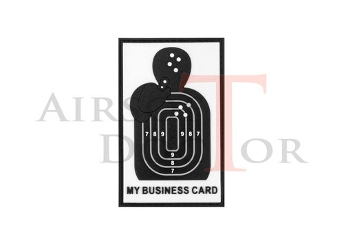 "Patch - ""My Business Card"""