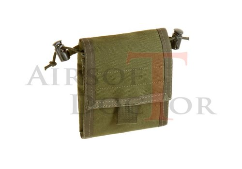 Invader Gear Foldable Dump Pouch - Olive Drab