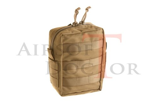 Invader Gear Medium Utility / Medic Pouch - Coyote
