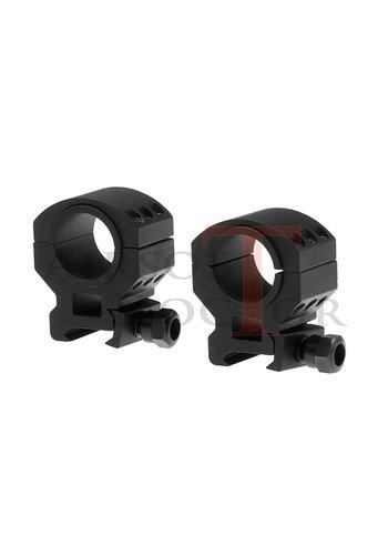 Pirate Arms 25.4 / 30mm Medium Type Mount Rings