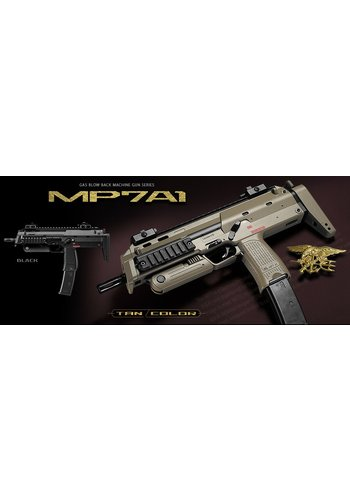 Tokyo Marui MP7A1 GBB - Tan