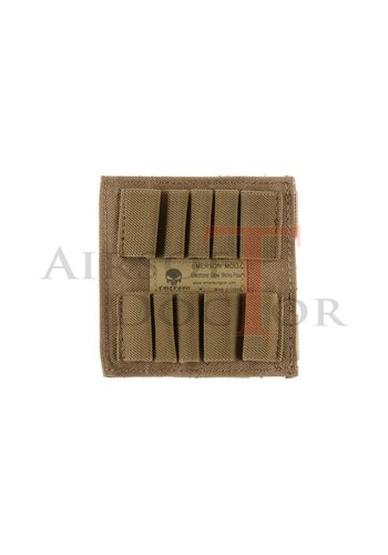 Emerson Light Stick Holder Molle - Coyote